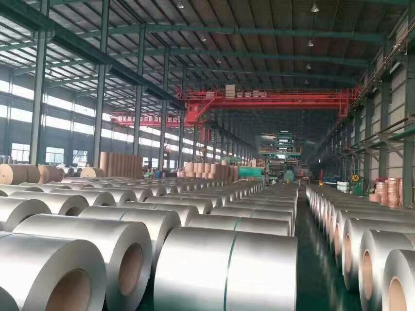 Factory direct supply galvalume iron coils cold rolled alu zinc steel