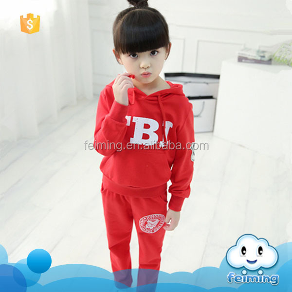 latest children designs bulk sale girls fashion clothes suit kids wear clothing for girls