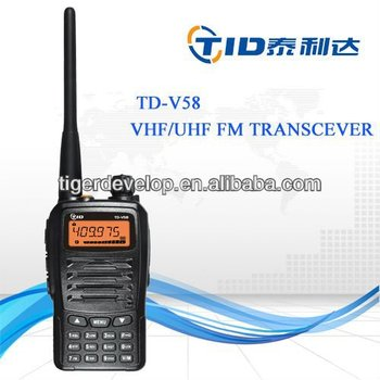 TD-V58 100% factory price! Good quality hf radio