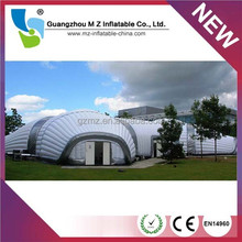 200N Tear Strength Good Quality Inflatable Snow Globe Tent