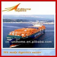 door to door import barang jasa forwarder singapor
