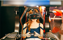 VR game cockpit all in one virtual reality simulator