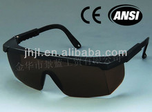 Economic Transparent Safety Glasses CE EN 166/ANSI Z87.1