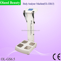 healthy&beauty machine!!!2015 new device LCD touch screen/health evaluation in body machine analyser