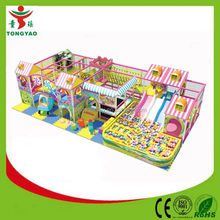 Customized Design Five Themes indoor playground equipment south africa