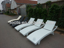 rattan chaise lounge sofa bed