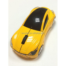 Wireless Optical Car Mouse MW-036