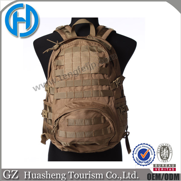 Military Airsoft Waterproof vehicles Tactical Backpack bag