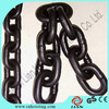 Black Painted lifting link chian offer chian factory