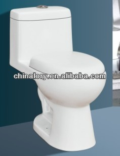 Top Quality Water Saving S-trap Sanitary Wares Bathroom Toilet