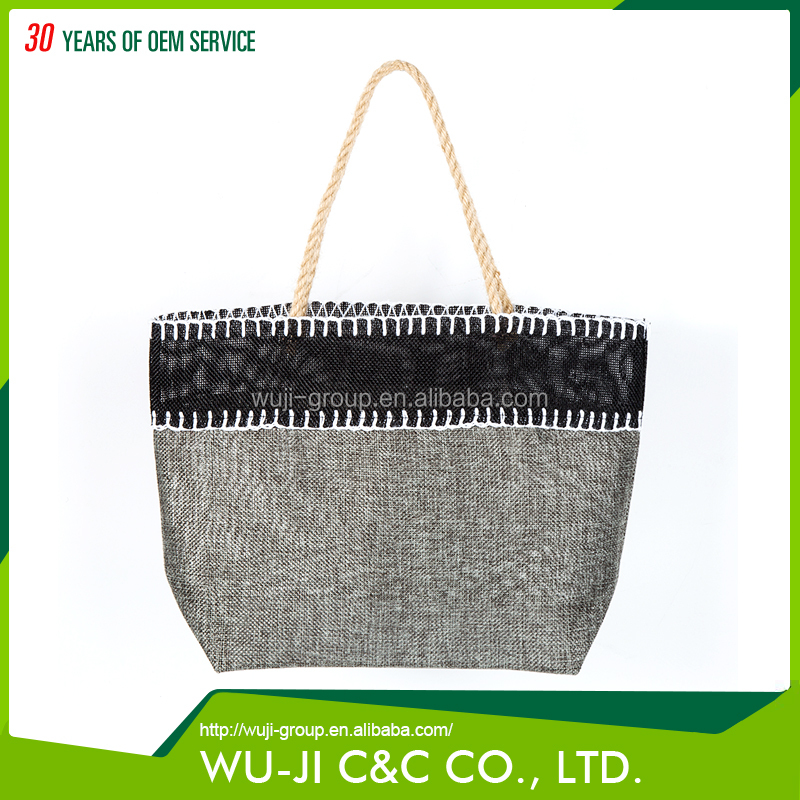 Factory direct sales all kinds of eco-friendly polyester tote bag