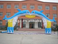 2012 New Design Inflatable Entrance Arch