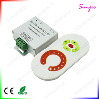Wireless RF Touch Remote Color Temperature Adjustable LED Controller
