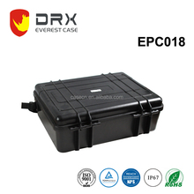EPC018 Heavy Duty ABS Plastic Waterproof Equipment Hard Tool Case