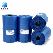 Extra Large Colored Plastic Garbage Bag