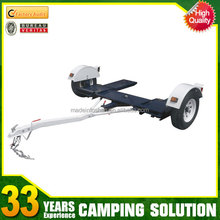 Assemable Tow dolly car hauler semi trailer with CE certificate