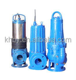 Submersible sand slurry pump for industry mining