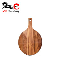 "Rotondo 12"" Round 2 Tone bamboo cutting board,bamboo chopping boards /bamboo wholesale cheese boards"