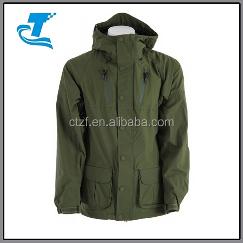 Snow Wear Men Active Ski Jacket