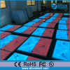 3d flash disco/party inductive dance floor,led colorful night club dance floor