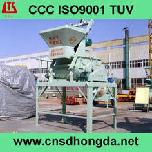 Excellent Performance! CCC/ISO9001 Approved JS750 Concrete Mixer