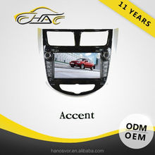 For Hyundai Accent <strong>Car</strong> <strong>DVD</strong> With GPS/ Bluetooth/ USB/ SD/ Rear-view Camera