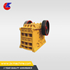 High performance efficiency jaw crusher for marble concrete crushing equipment with Quality Assurance