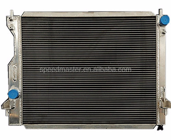 Auto aluminum race radiator for FORD MUSTANG 2005+