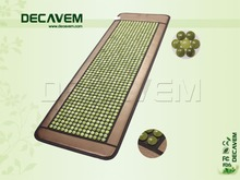 Decavem New VLF FIR PEMF Negative Ions Slimming Medical Jade Mattress FCC Registered
