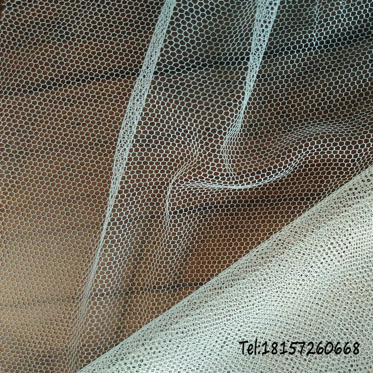 soft hand 40D 17GSM polyester mosquito net fabric