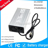 120 220vac electric type 36v li-ion battery charger