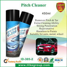Pitch and birds dropping cleaner