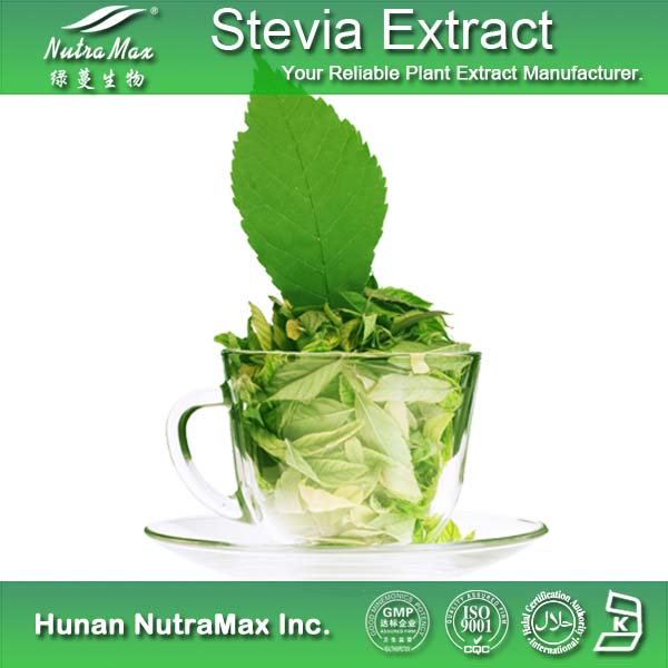 High Quality Stevia Leaf Extract Side Effects/Stevia Leaf P.E