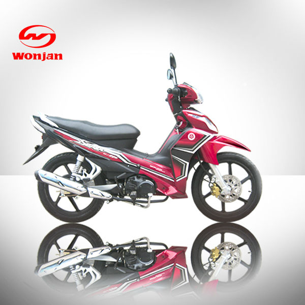 Used wonjan motorcycles 110cc china(WJ110-B)