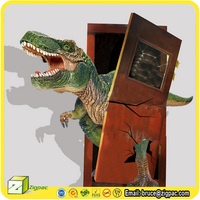 3d dinosaur wall decal sticker