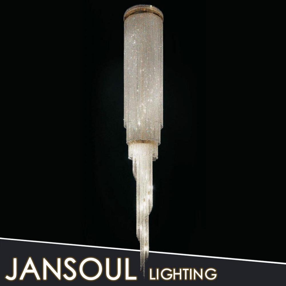 2016 New Arrival Pendant Lighting Hanging Crystal Bead