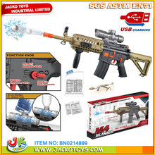 USB Charging Battery Operated Airsoft Gun With Rapid Fire Function