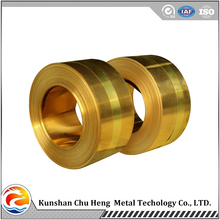 China Manufacturer High Quality Polished Red Brass Edging Strip