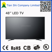 "48"" Screen Size Home Use and LCD Type TV Wide Screen Support 48 inch smart led tv"