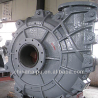 Packing seal slurry pumps
