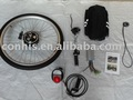 48v 350w min motor rear wheel electric bike conversion kits, e bike kit, electric bicycle kits
