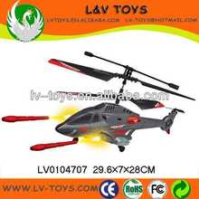3.5CH missile launcher rc helicopter
