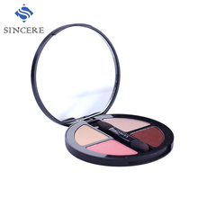 OEM/ODM <strong>Cosmetic</strong> product best colorful shining eye shadow