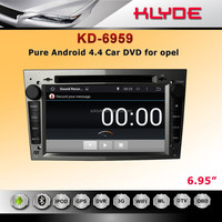 "7"" Pure Android 4.4.2 Car DVD for Opel astra Vectra B C Capacitive Screen Dual Core 1.6 GHz 1GB RAM 3G WIFI Radio GPS NAVI"