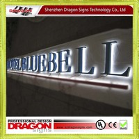 Factory Price high quality custom metal logo sign