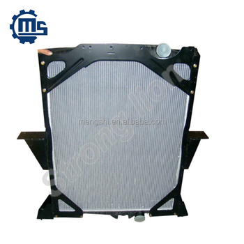 European Heavy Duty Truck Auto Engine Parts Cooling System Aluminum Radiator for Volvo Truck FM9 FM12 20517350