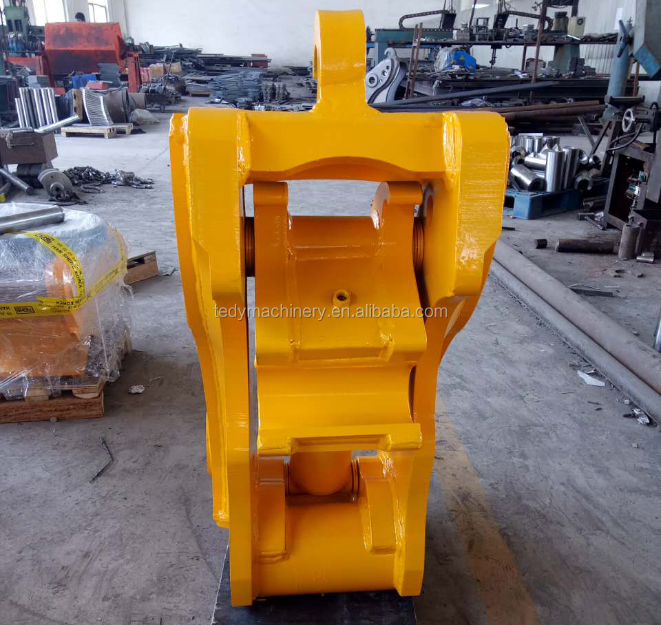30tons cat excavator quick coupler quick hitch for construction machinery parts