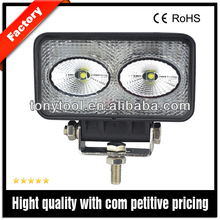 Promotion! 10V-30V High Power Auto Off Road 20W Heavy Duty LED Work Light