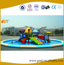 2014 New Design Plastic Outdoor Playground For Kids