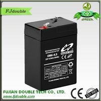 hot sale storage ups batteries 6v 4.5ah rechargeable battery pack